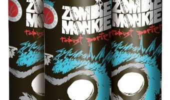 Tallgrass Brewing Announces Early Release of Zombie Monkie