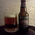 Great Lakes Christmas Ale makes me yearn for Christmas in July