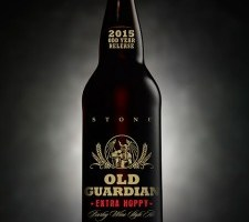 Stone Old Guardian Barleywine is Back, in Two Versions