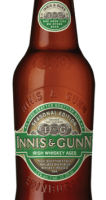 Innis & Gunn Releases Irish Whiskey Aged Stout Well Ahead of Saint Patrick's Day