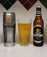 Sapporo Premium Lager: Easy Drinking Beer made in Japan