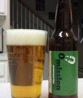 Omission IPA: Gluten Free with Genuine Beer Taste