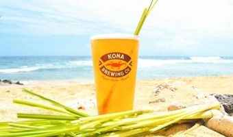 Kona Brewing Lemongrass Luau is Back for the Summer Season