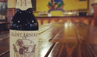 Saint Arnold Bishop's Barrel 14: Russian Imperial Stout without the Heat