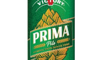 Victory Prima Pils Debuts in Cans