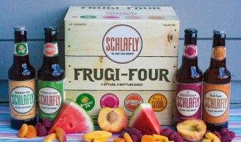 Schlafly Beer Gets Fruity with the Frugi- Four