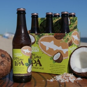 Party Down with Dogfish Head Lupu- Luau IPA
