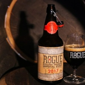 Rogue Rolling Thunder Imperial Stout is a True Labor of Love