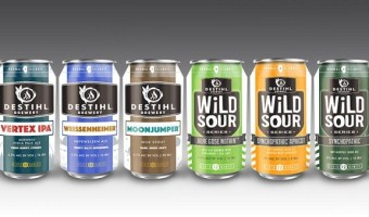 Destihl Brewery Updates Packaging Design