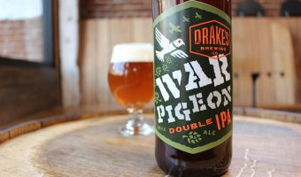 Drake's Brewing Announces the Return of War Pigeon