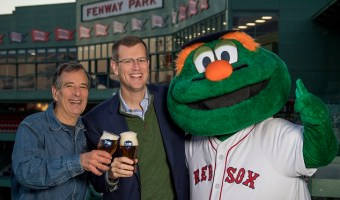 It's Official: Samuel Adams and the Boston Red Sox Form Partnership