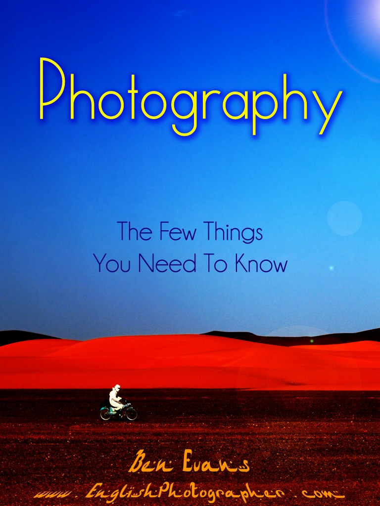 Photography_Book_Few_Things_Need_Know