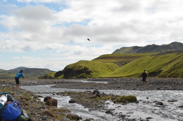 Two Brothers Walking Across Iceland - greatbigscaryworld.com 32