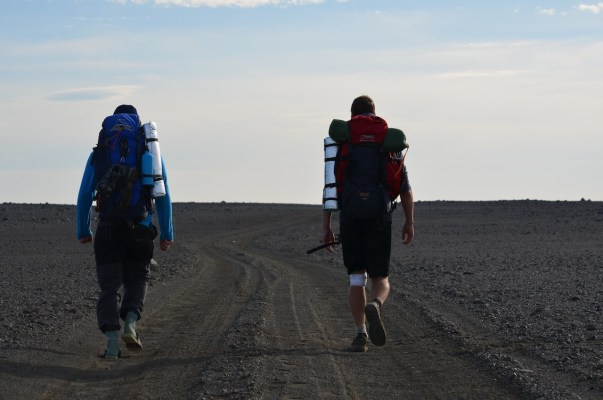 Two Brothers Walking Across Iceland - greatbigscaryworld.com 75