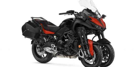 สีสันใหม่ของ 2020 Yamaha Niken GT