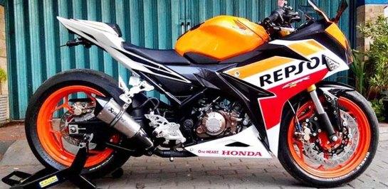 สื่ออินโดฯ ชี้ All New Honda CBR150R โฉมต่อไป จะมีการติดตั้ง Upside Down มาให้ด้วย?!