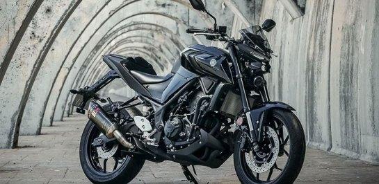 New Yamaha MT-03 จ่อเปิดตัวในไทย 2020 นี้