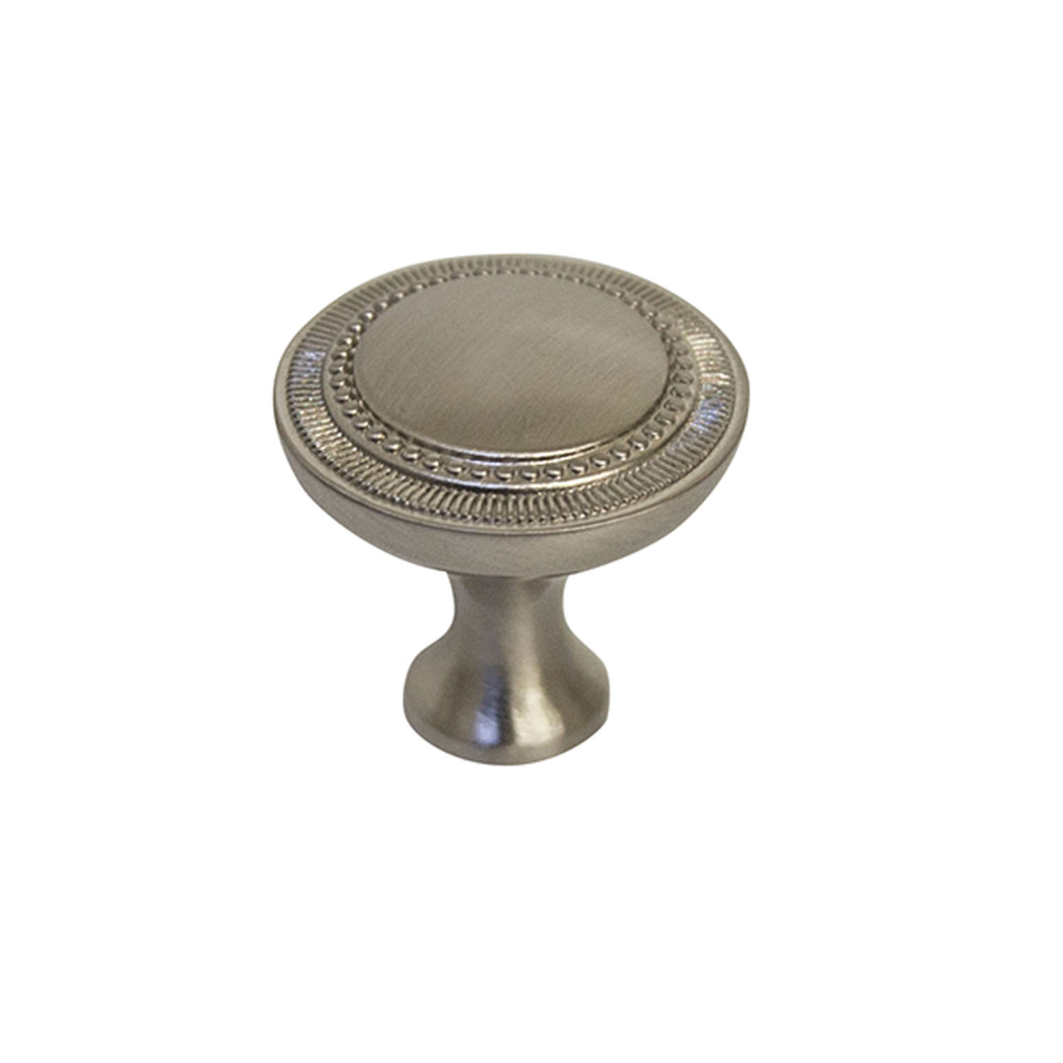 brushed nickel kitchen hardware anti fatigue mats design house 205203 regal cabinet knob
