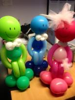 Mini Balloon Buddy's