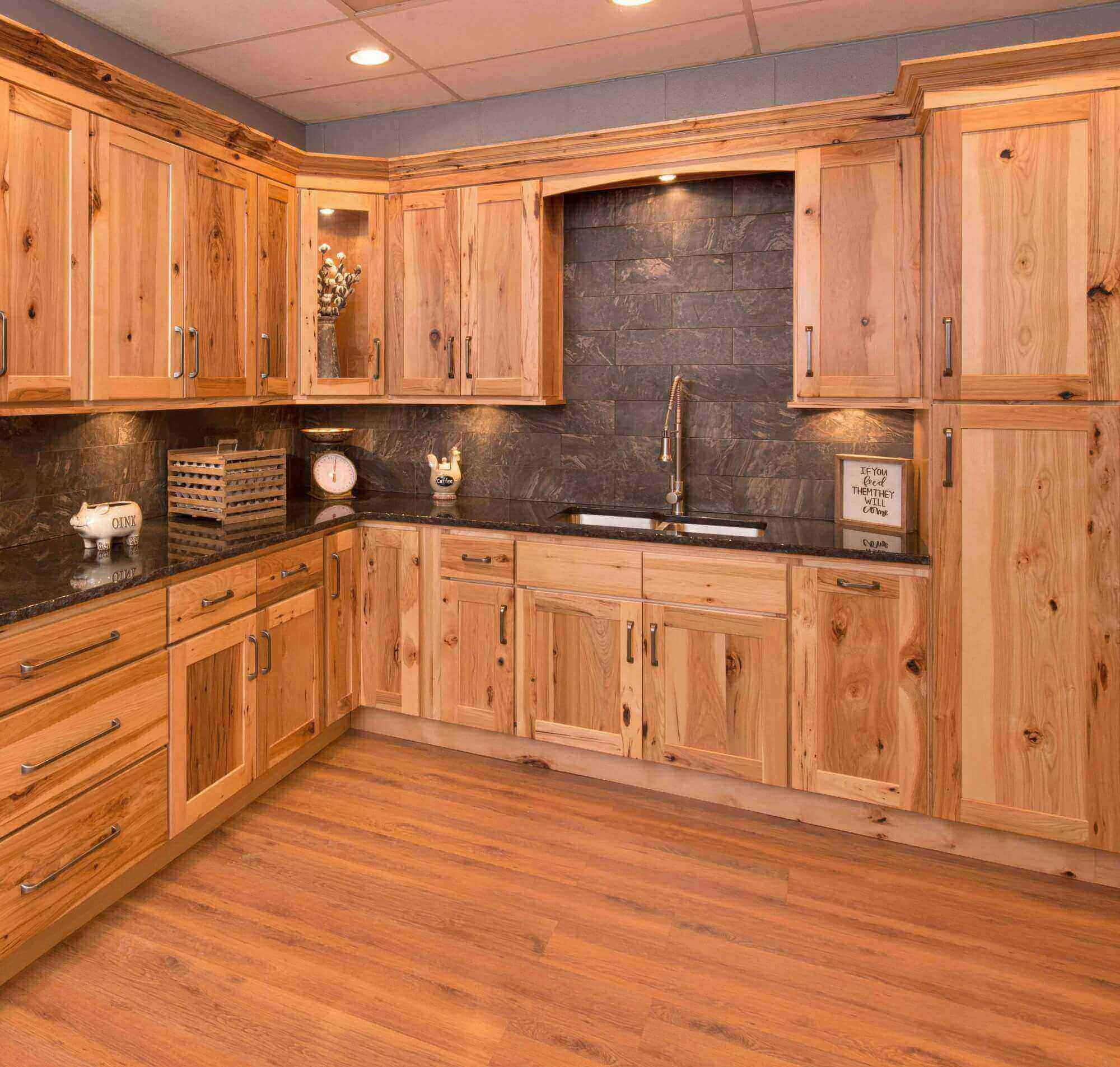 Wholesale RTA Hickory Shaker Online  Great Buy Cabinets