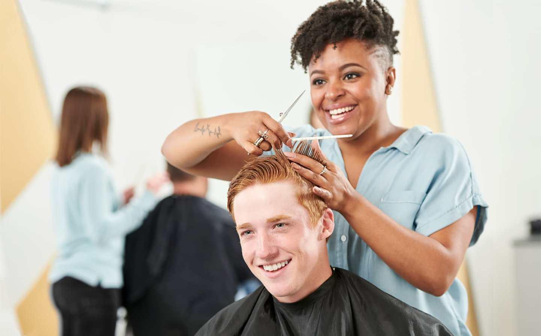 haircuts for men women