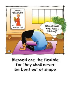 Blessed Are Flexible-new