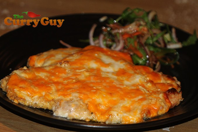 Indian Takeaway Recipes | Spicy Chicken Parmo | The Curry Guy