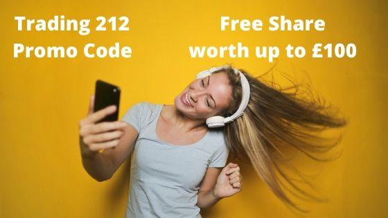 Trading 212 Promo Code