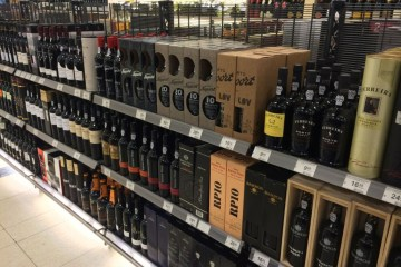 european whisky retail