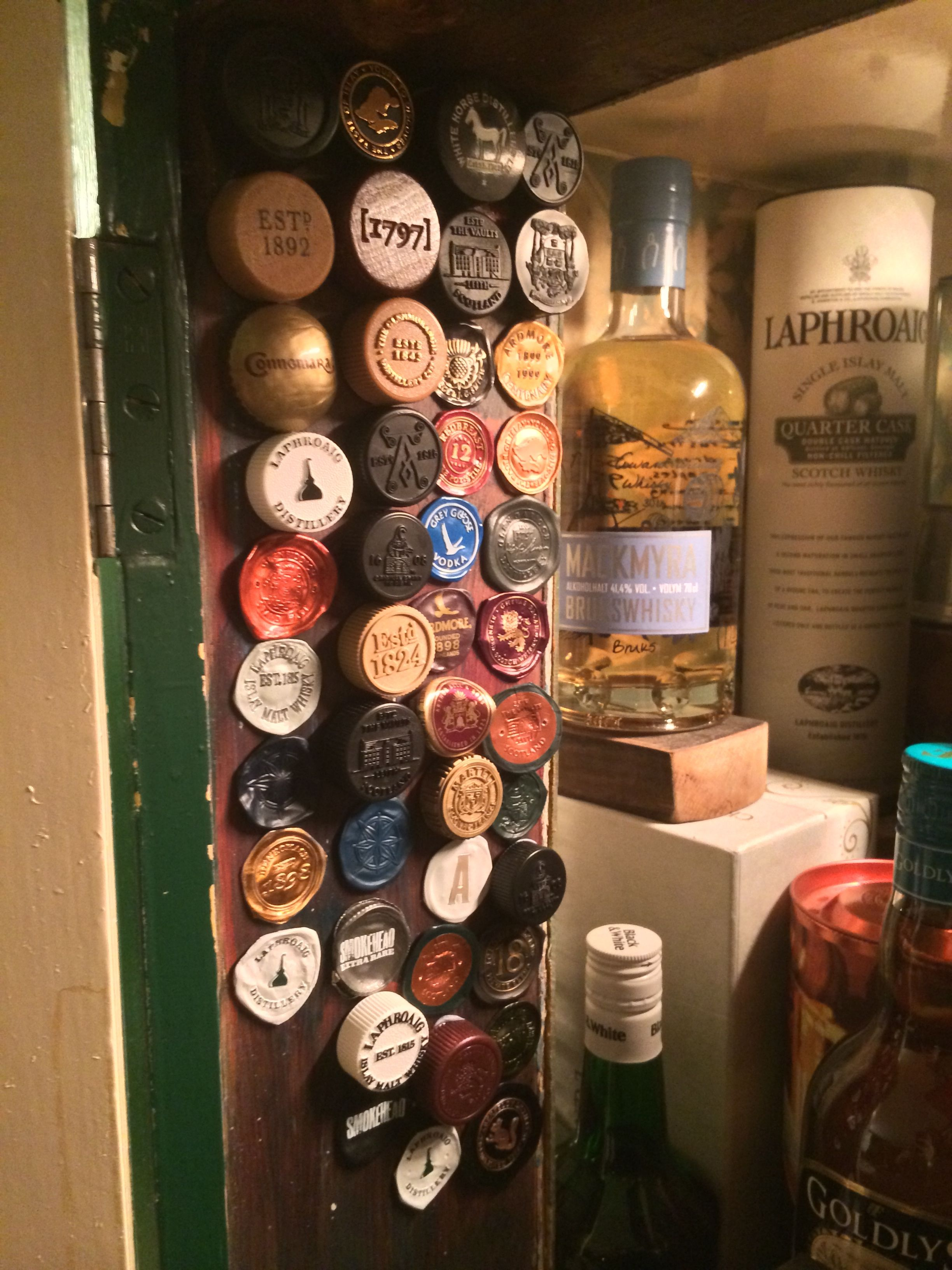 5 steps to starting your whisky cabinet - GreatDrams