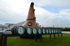 Bruichladdich casks