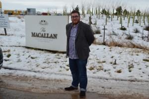 the macallan distillery
