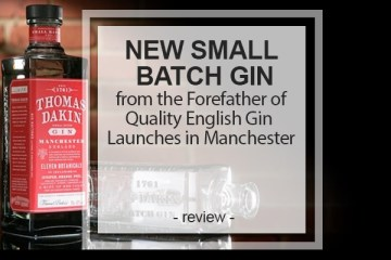 New Small Batch Gin
