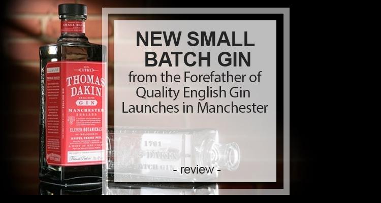 New Small Batch Gin