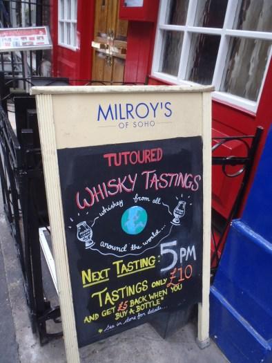 Milroy's of Soho