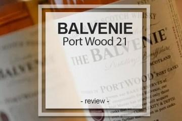 Balvenie Port Wood 21