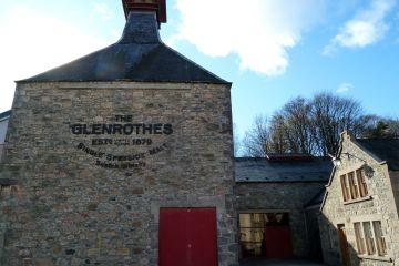 glenrothes distillery