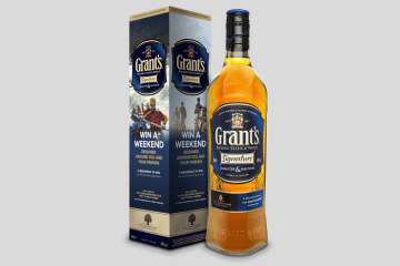 Grant's Signature Whisky Review on GreatDrams.com