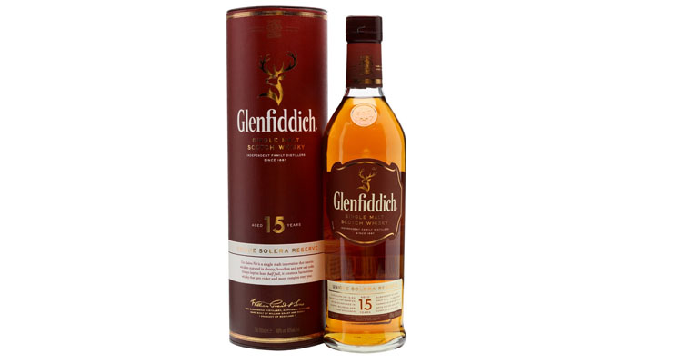 Glenfiddich 15-Year-Old packaging dissection