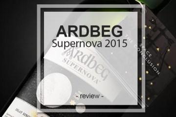 Ardbeg Supernova 2015