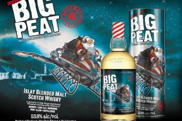 Big Peat Christmas Edition 2015 whisky review