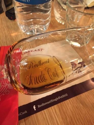 Redbreast Whiskey Single Cask