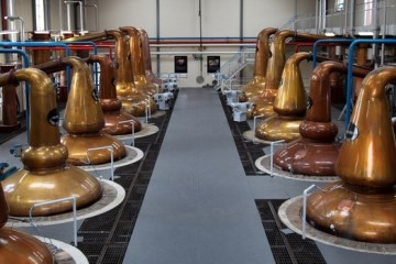 Moray college Whisky Course
