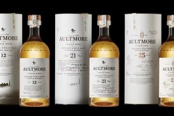 Aultmore range