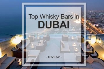 Top Whisky Bars in Dubai