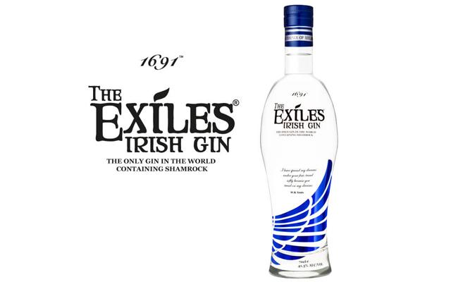 Exiles Irish Gin