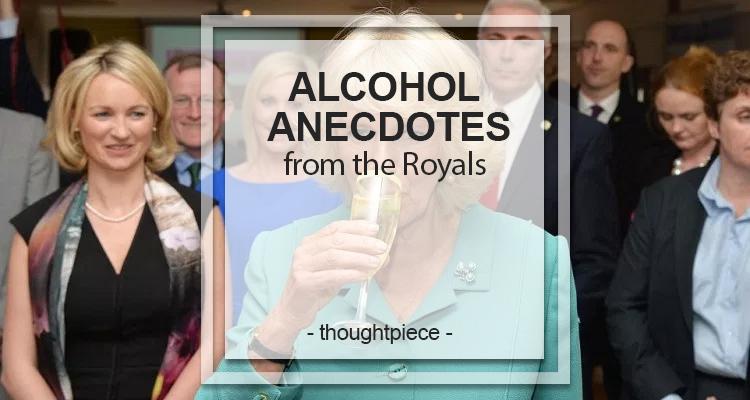 alcohol anecdotes