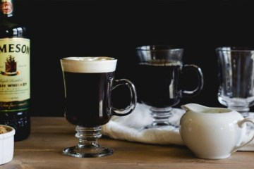 JAMESON IRISH COFFEE