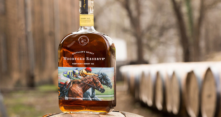 Woodford Reserve Bourbon Single Barrel