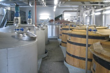 wood vs steel washbacks
